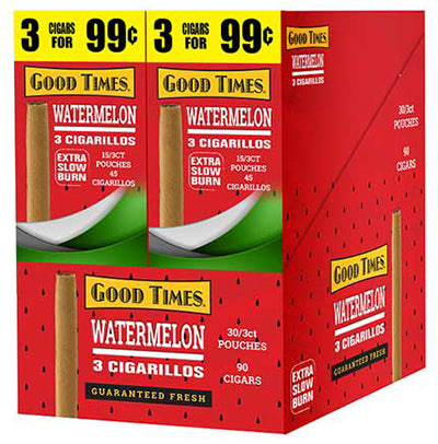 Good Times Watermelon 30ct