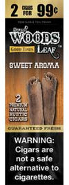 Good Times Sweet Woods Leaf Sweet Aroma 30ct