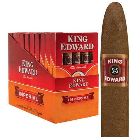King Edward Imperial 10 Packs of 5