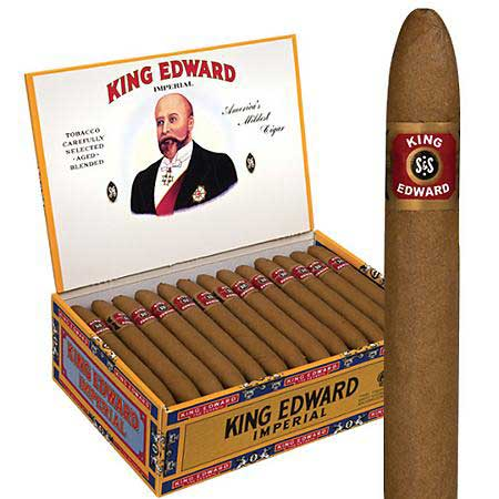 King Edward Imperial 50ct Box