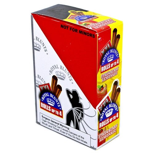 Royal Blunts XXL Cigar Wraps Stawberry Lemonade 25 2 Packs