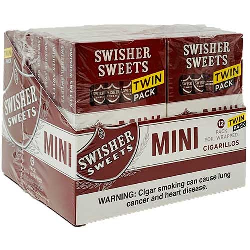 Swisher Sweets Mini Cigarillos Twin Pack
