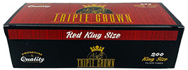 Triple Crown Cigarette Tubes