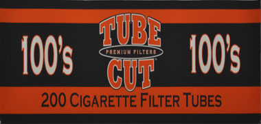 Gambler Tube Cut Cigarette Tubes Full Flavor 100 200CT BOX