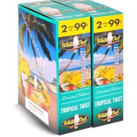 White Owl Cigarillos Tropical Twist 30ct