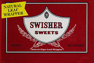 Swisher Sweets Kings 50ct Box