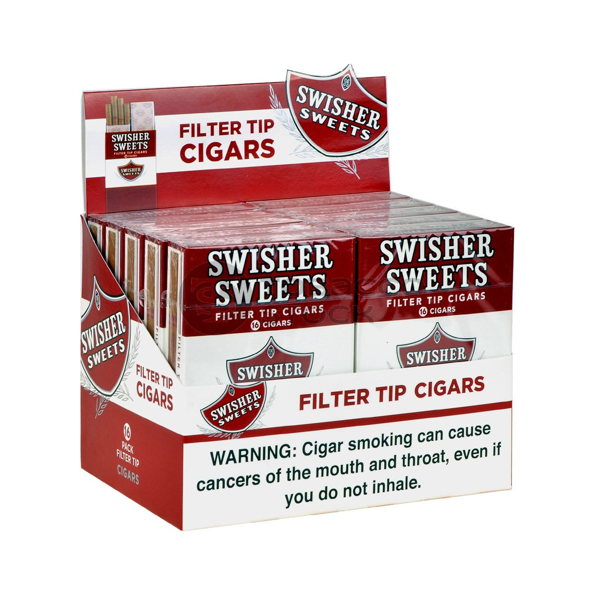 Swisher Sweets Regular Filter Tip Cigars