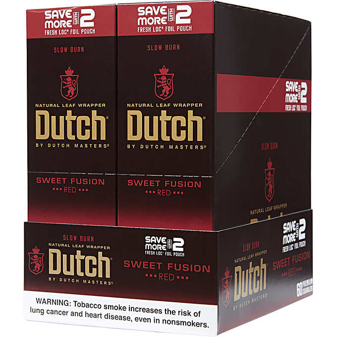 Dutch Masters Cigarillos Sweet Fusion 30ct