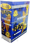 Rap Cigarillos Blueberry 15ct Box