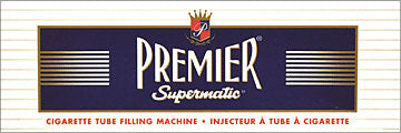 Premier Filter Tube Filling Machine