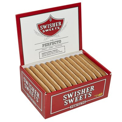 Swisher Sweets Perfecto 50 Count Box