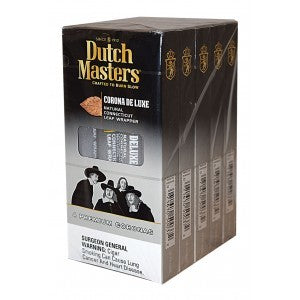 Dutch Masters Corona Deluxe 5 Packs of 4