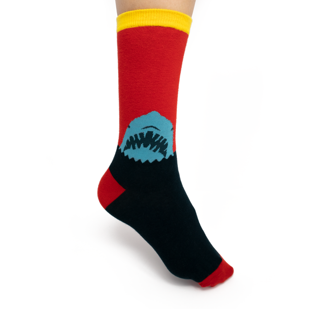 Shark Sock by GivKind