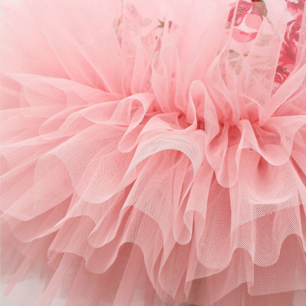 Giulietta Tutu Dress - Luna Bella Designs Melbourne | Kids Clothing