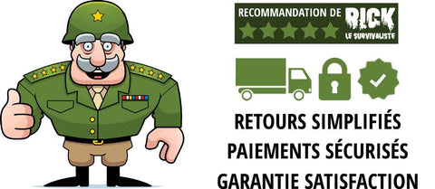 Garantie Survie Shop