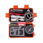 Kit de Survie Militaire Catastophe orange