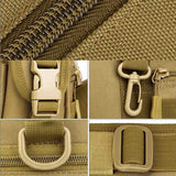 coutures duffle bag