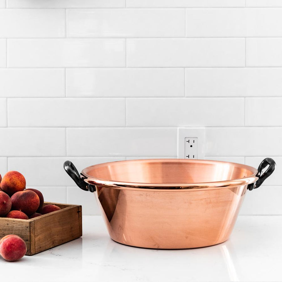 de Buyer Copper Jam Pan, 15.75