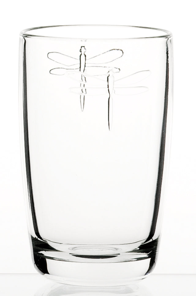 La Rochère Dragonfly Juice Glass, Set of 6