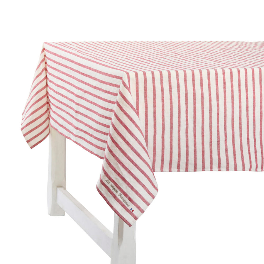 Charvet Éditions Mariniere Rouge Table Collection
