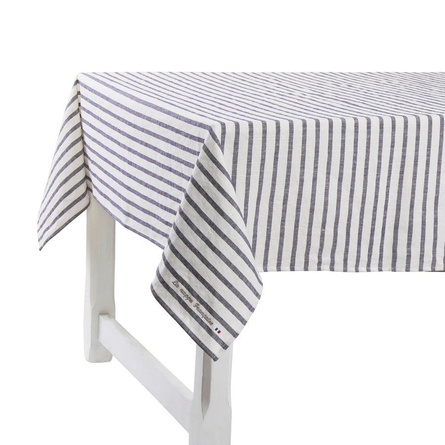 Charvet Éditions Mariniere Marine Table Collection