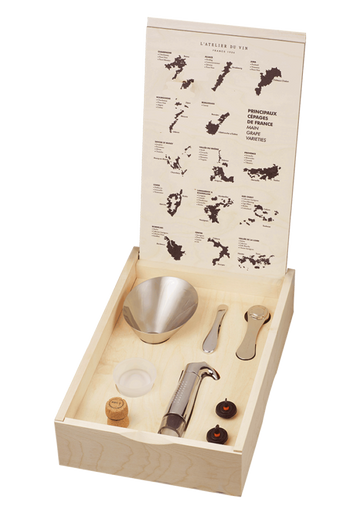 L'Atelier du Vin Oeno Box Connoisseur #3 Wine Accessory Collection