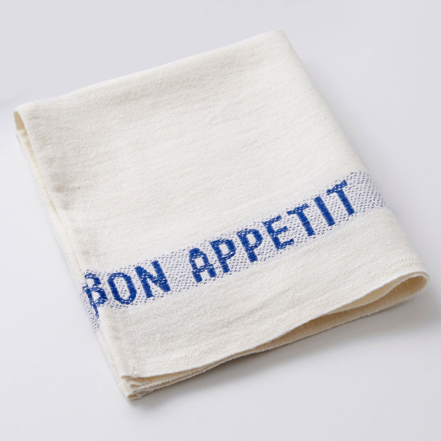 Charvet Éditions Bon Appetit Napkins, Set of 6