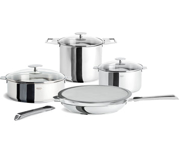 Cristel Casteline Cookware Collection, 12 pieces