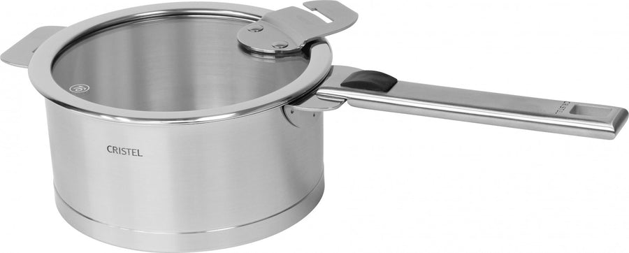 Cristel Strate Saucepan Set, 5 pieces