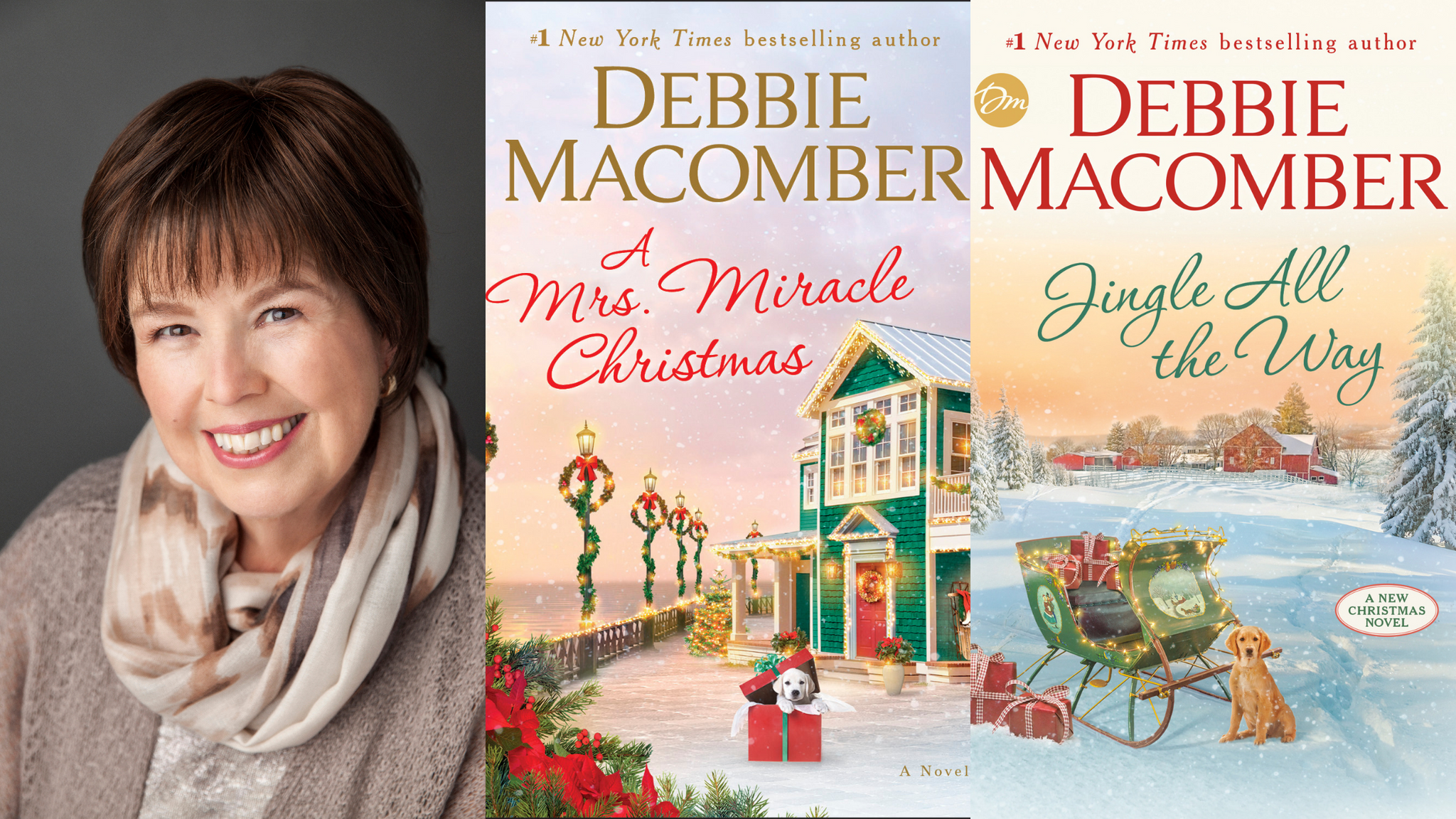 Featured Author: Debbie Macomber