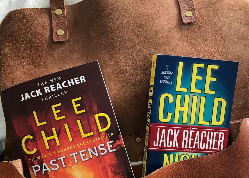 Featured Author of the Month: Lee Child