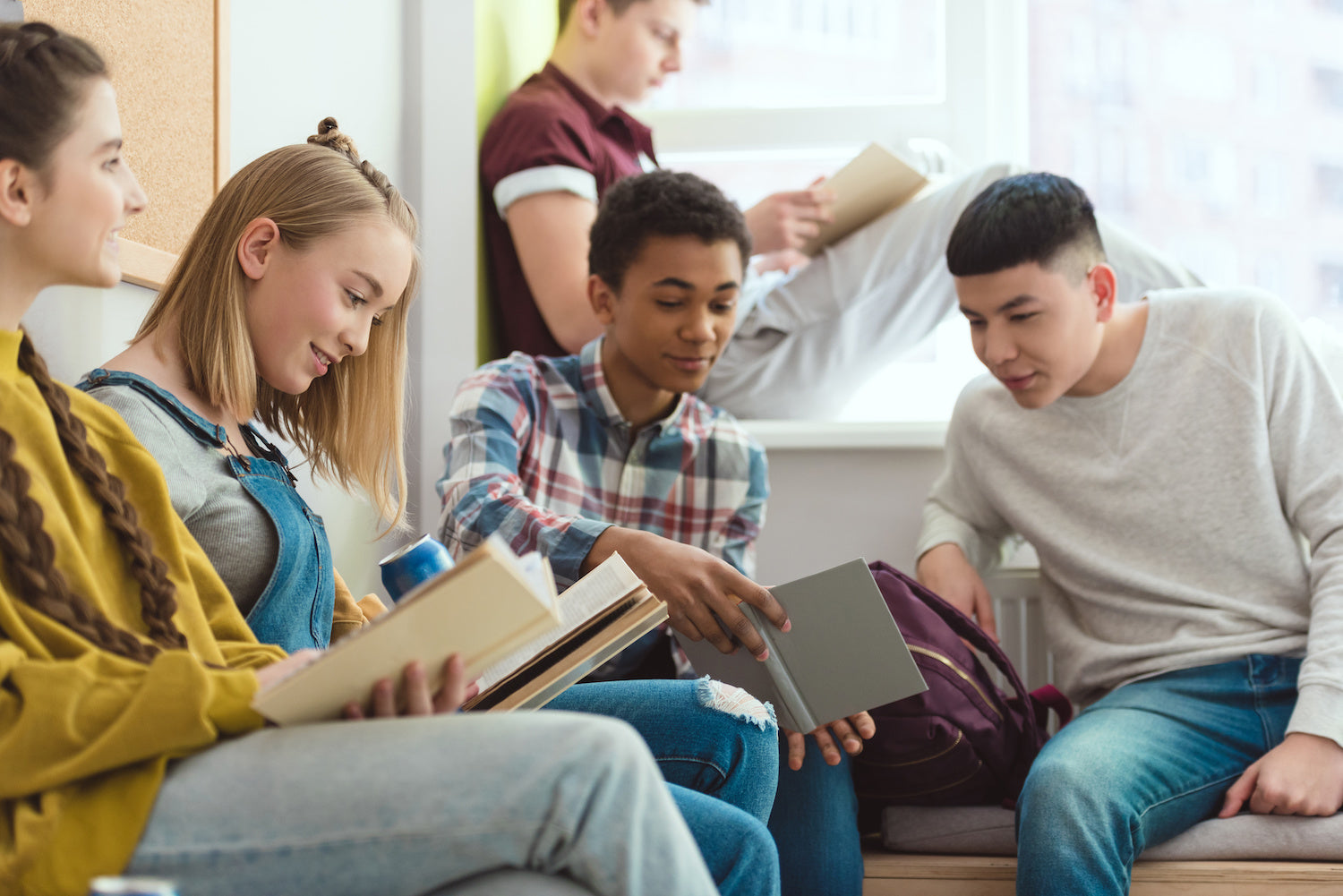 5 Ways to Get Teenagers Reading