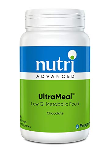 Nutri Advanced UltraMeal (Chocolate) Low GI Metabolic Food by Metagenics