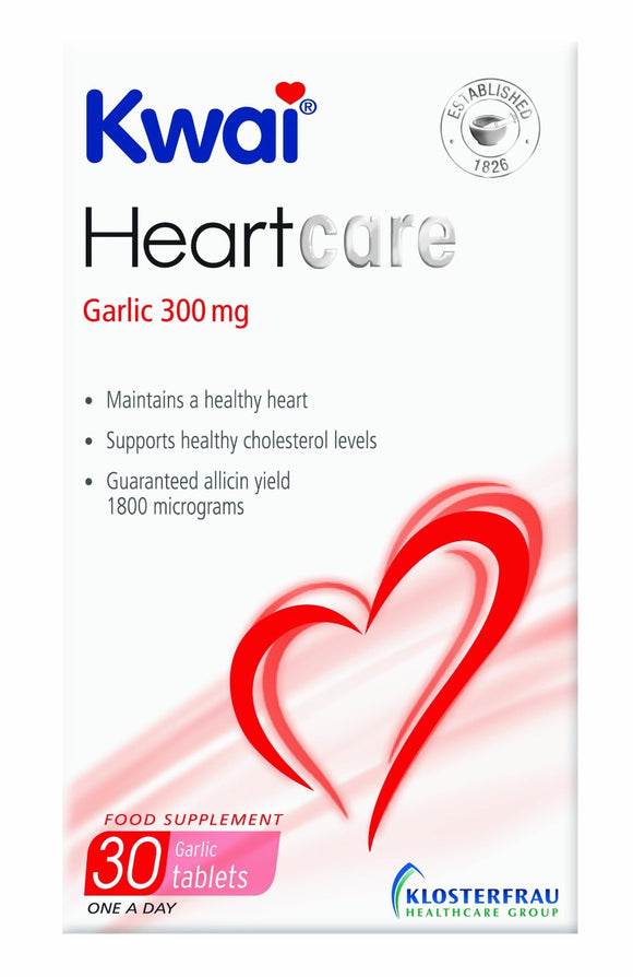 Kwai Heartcare 30's Garlic