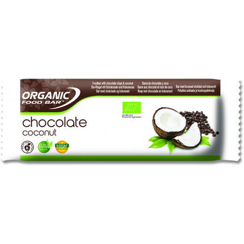Chocolate Coconut 12 x 50g bars