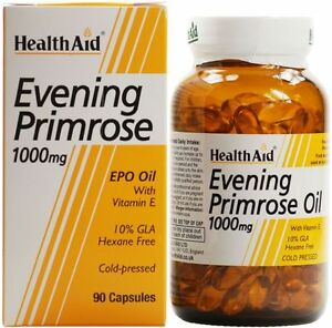Evening Primrose Oil 1000mg 90's