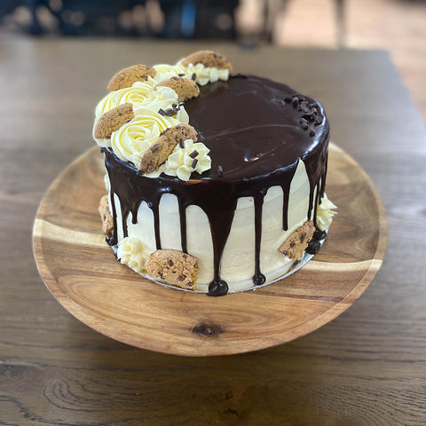 Chocolate Chip & Vanilla Cake by Sweet Creations, Blenheim, New Zealand