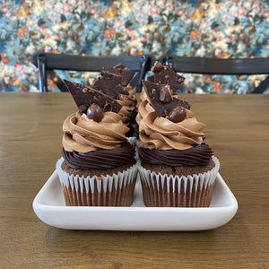 Mocha Cupcakes from Sweet Creations in Marlborough, NZ