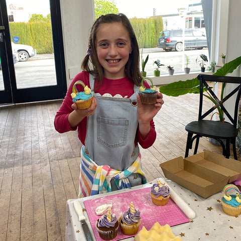 Cupcake Classes at Sweet Creations Blenheim, marlborough, New Zealand