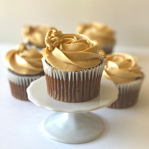 Chocolate Caramel Cupcake  by Sweet Creations, Blenheim, New Zealand