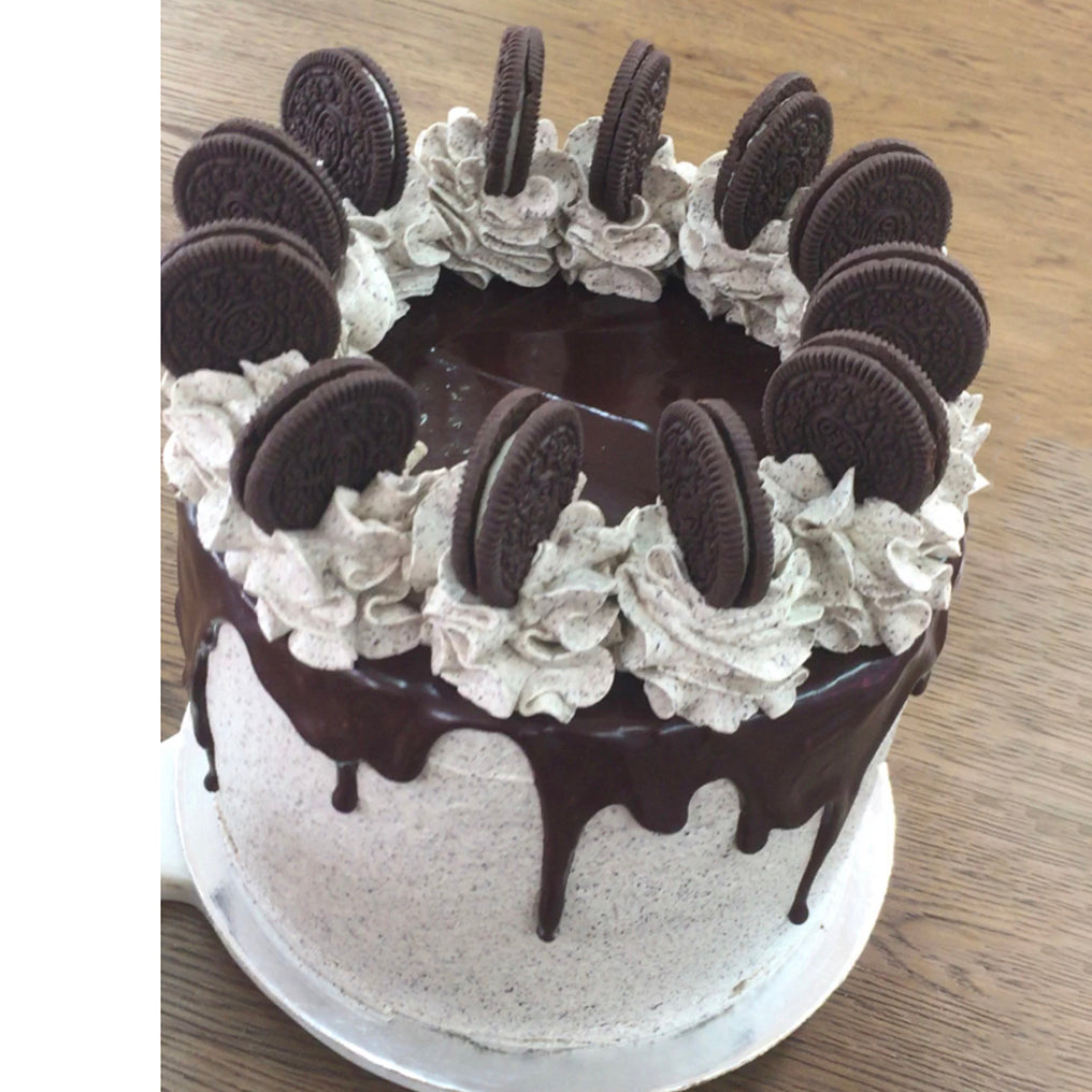 Cookies & Cream Layer Cake by Sweet Creations, Blenheim, New Zealand