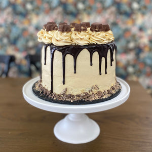Chocolate Peanut Butter Cake by Sweet Creations, Blenheim, New Zealand