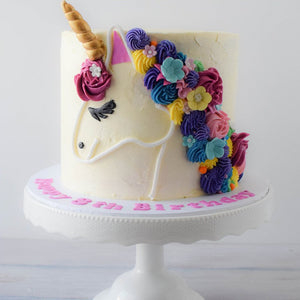 Unicorn Cake from Sweet Creations in Marlborough, NZ