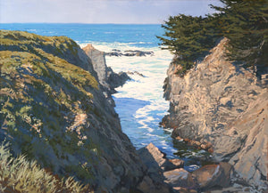 """Point Cabrillo Inlet"""
