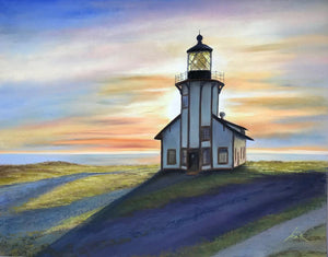 """Point Cabrillo Light"""