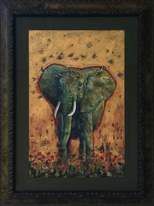 """Tribute to Daphne (Sheldrick)"""