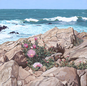 """Mendocino Coastal View"""