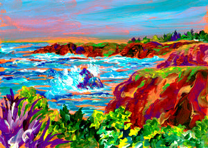 """Mendocino Headlands"""
