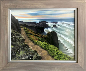 """North of Glass Beach"""