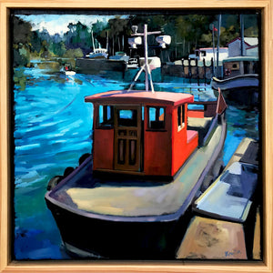 """Harbor Serenity"" ~ SOLD"